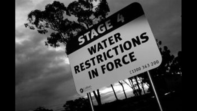 City of Holliday Now in Stage 4 Water Restrictions