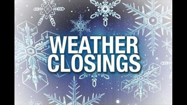Delays and Closings Due to Icy Conditions