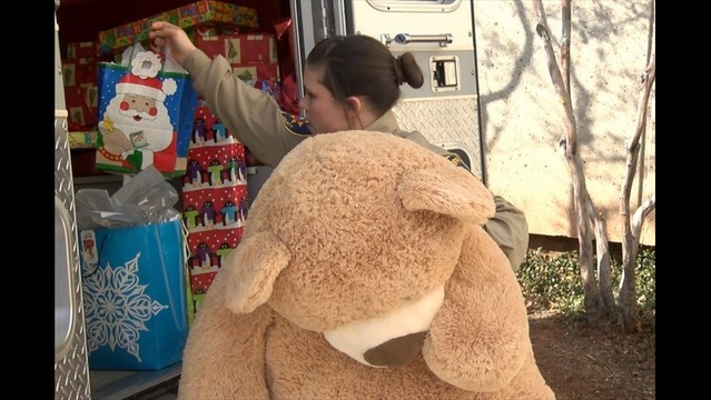 County Employees Donate Thousands in Gifts for Annual Angel Tree Project