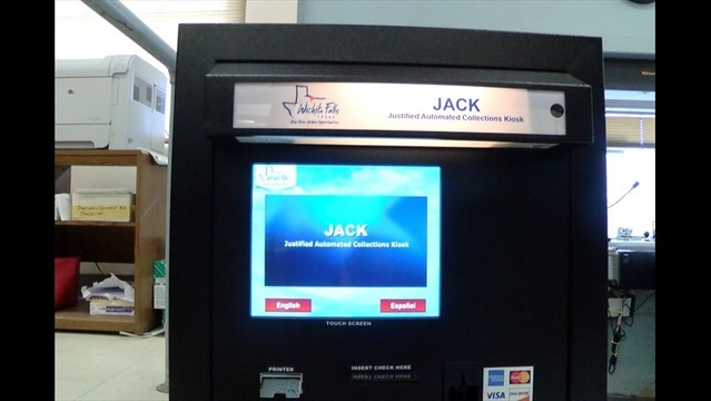 W.F. to Install Water Payment Kiosk