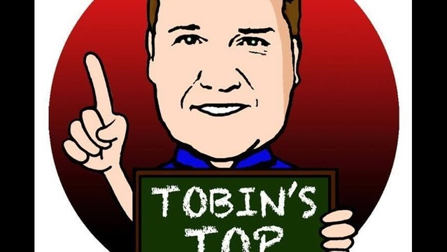 Tobin's Final Top 25 College Football Poll