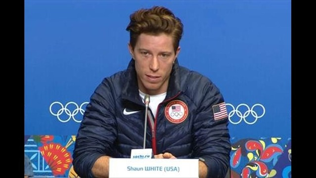 Shaun White Withdraws From Slopestyle Event