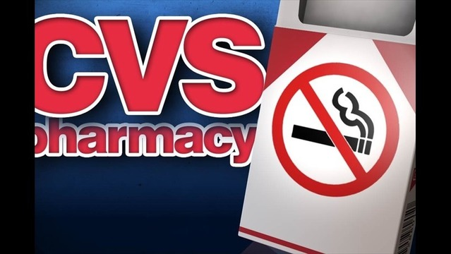 CVS Stops Tobacco Sales Sooner Than Planned