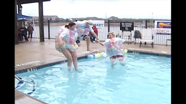 Participants Needed for Special Olympics Polar Plunge