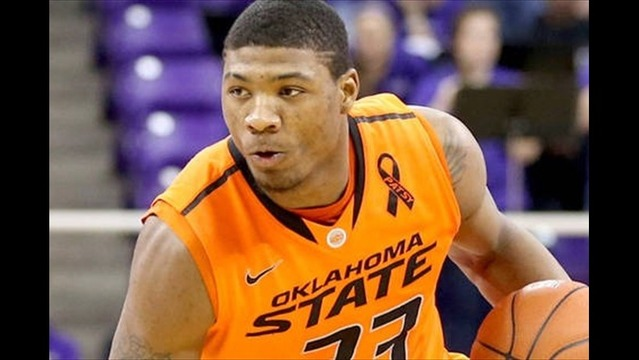 OSU's Marcus Smart Suspended For 3 Games For Shoving Fan