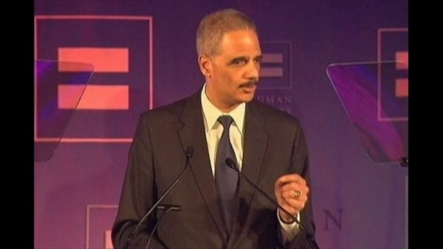 AG Holder Taken to Hospital after Feeling Short of Breath