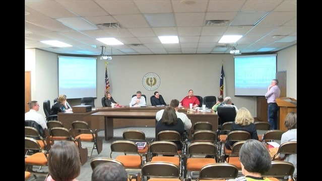 WFISD Board Members Approve $125 Million Bond Proposal