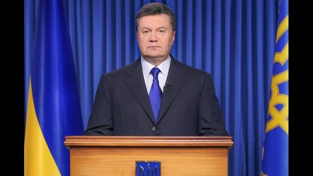 Ukrainian President Signs Peace Pact with Protesters