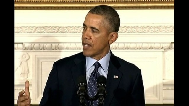President Obama Imposes New Sanctions on Russian Officials, Authorizes Future Economic Sanctions