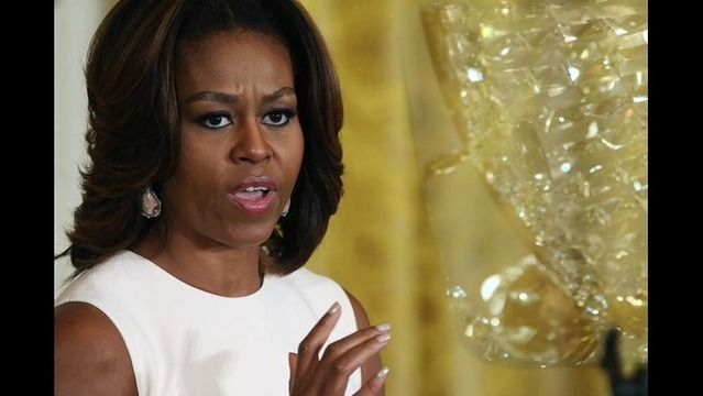 Michelle Obama Wants to Ban Junk Food Marketing in Schools
