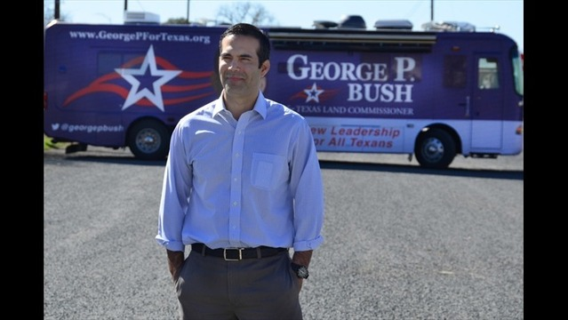 George P. Bush Wins Texas GOP Nomination for Land Commissioner