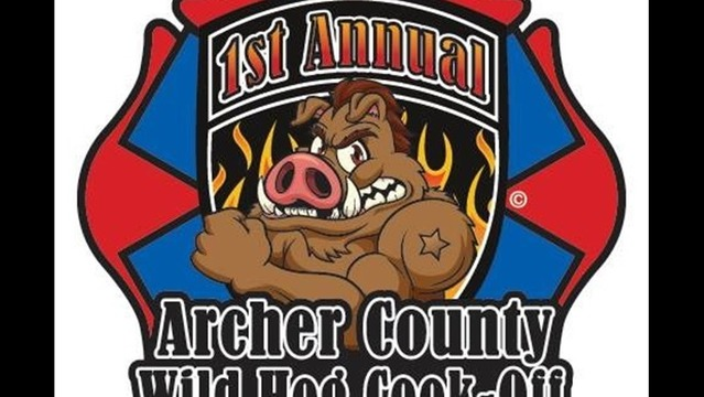 Archer Co. Wild Hog Cook-Off to Raise Money for VFD's