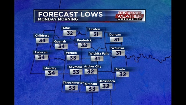 Sunday Evening Forecast: Mar 16, 2014