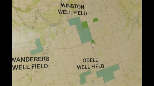 Vernon Water Wells Hit Low for May