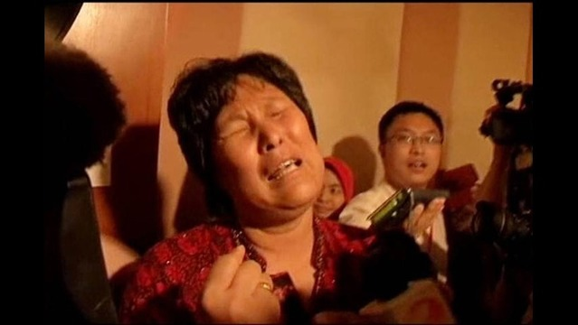Angry Families of Missing Malaysian Airlines Plane Form Committee