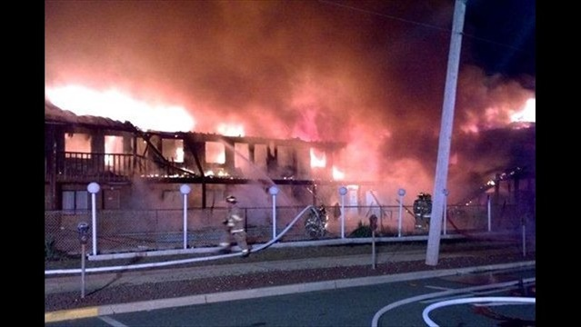 Four Confirmed Dead after New Jersey Motel Fire