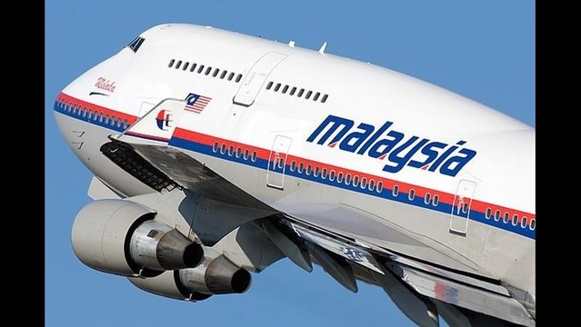 Malaysia Airlines Jet Shot Down in Ukraine