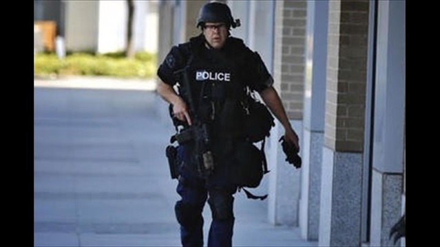 Eviction Attempt Leads to Barricaded Person Situation in Downtown Dallas