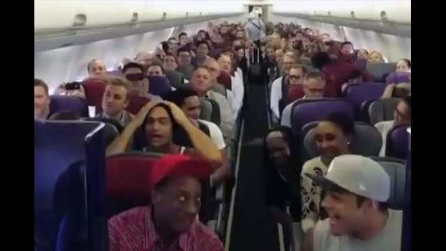 Viral Video Shows Cast of Lion King Singing 'Circle of Life' on Airplane
