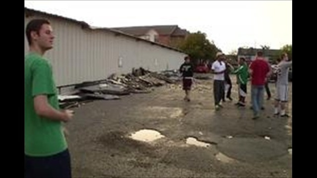 Four Tornadoes Reported to Have Touched Down in North Texas