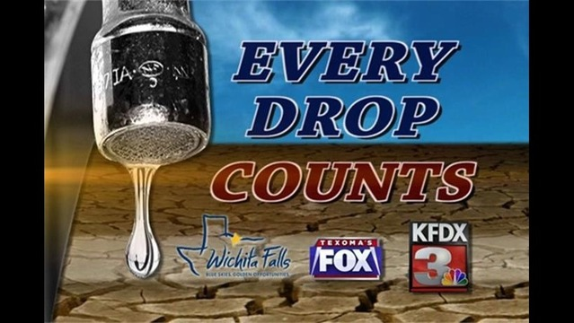 Wichita Falls Approves Stage 5 Water Restrictions