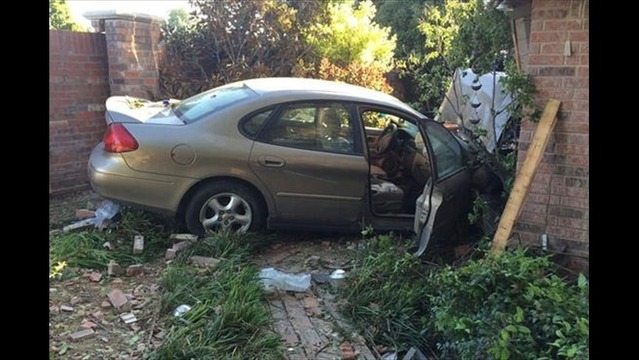 House in Hurst Gets Hit by Vehicle for the 9th Time
