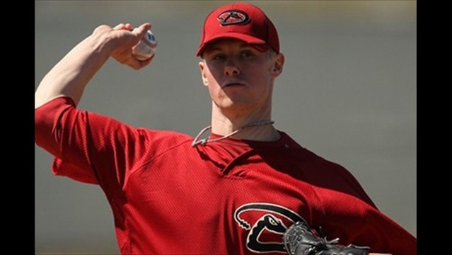 Chase Anderson Called Up by the Arizona Diamondbacks