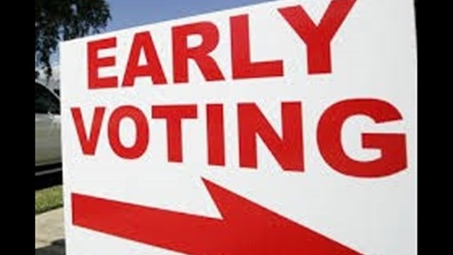 Total Number of Wichita Falls School District Early Voters Revealed