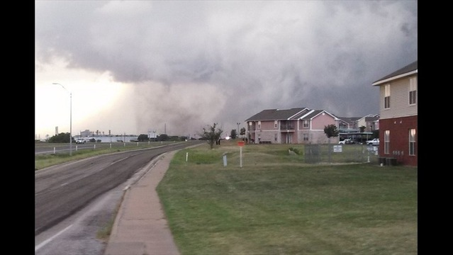 Burkburnett Tornado First in Wichita County in Over 6 Years