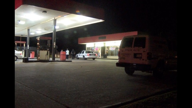 Police Investigating Wichita Falls Gas Station Robbery