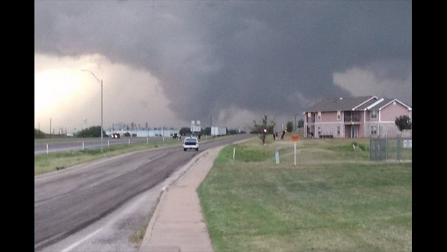 N.W.S. Confirms Wichita County Tornado (Pictures Included)