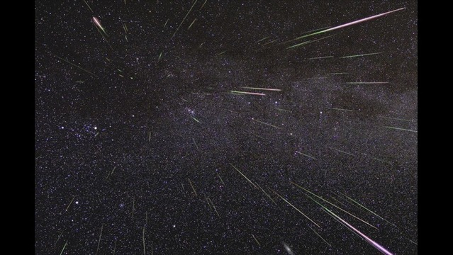 New Meteor Shower this Weekend Potentially Dazzling or Dud