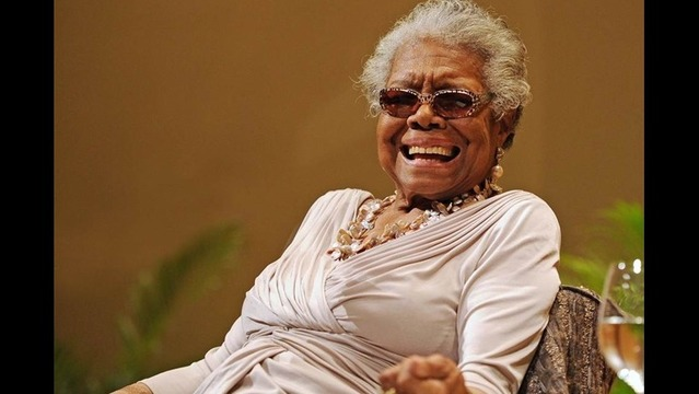 Poet & Author Maya Angelou Has Died