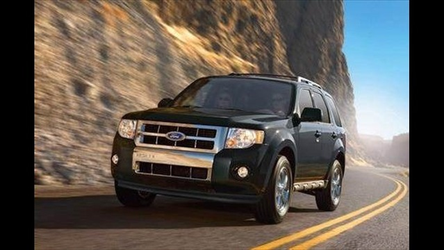 Ford Issuing Safety Recalls for 1.1 Million Vehicles