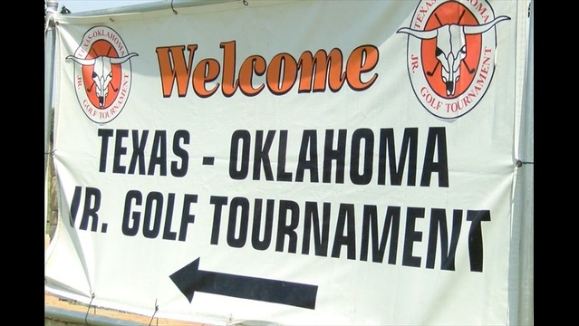 Texas Oklahoma Junior Golf Tournament Worked Hard for Course Preparation