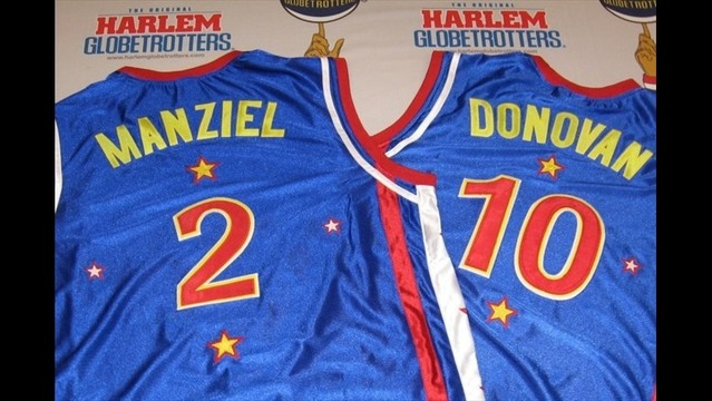 Globetrotters Draft
