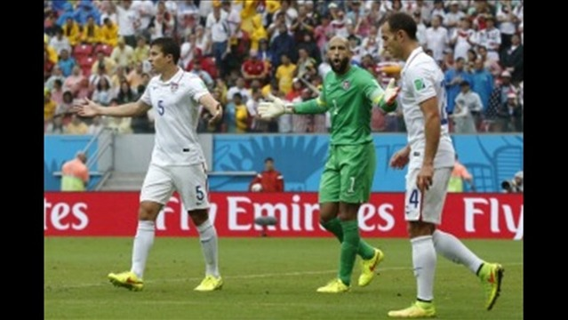 US Soccer Team Loses to Germany, Still Advances