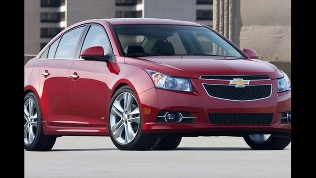 GM Recalling 29,000 Chevy Cruzes
