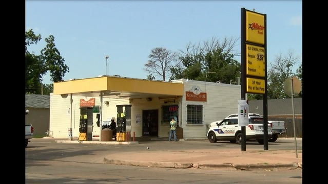 Armed Man Reportedly Robs Wichita Falls General Store
