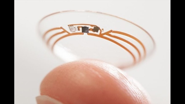 Smart Contact Lenses to Become Reality