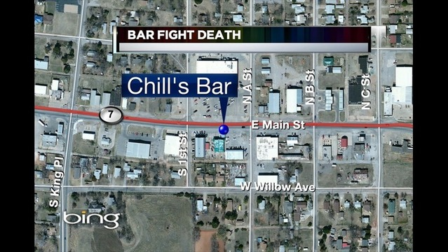 Man Dies after Bar Fight in Duncan