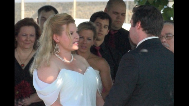 Daycare Teacher Weds Husband Surrounded by Students on Playground