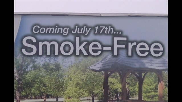 New Smoke-Free Billboards are Popping Up All Over Wichita Falls