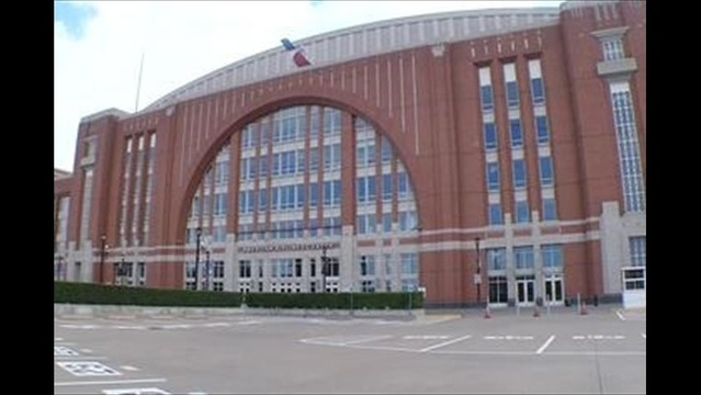 Toddler Falls over Railing at American Airlines Center