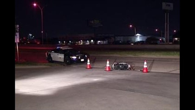 Motorcyclist Killed in Hit-and-Run Crash on I-35W in Fort Worth
