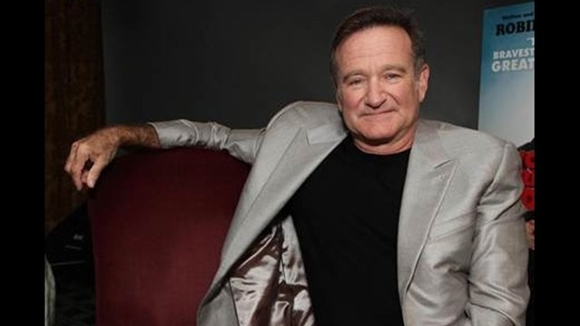 Robin Williams Dies at Age 63