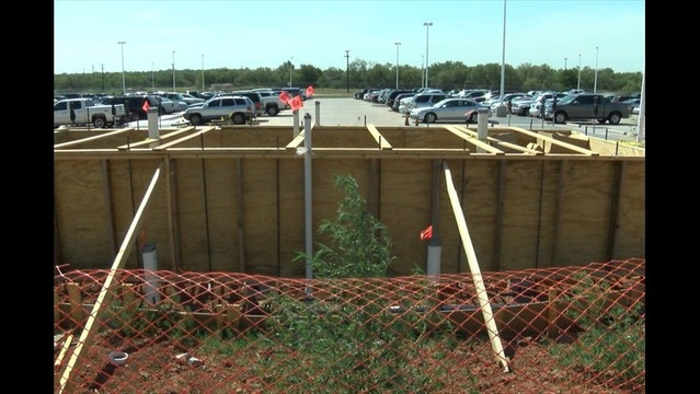 New Wichita Falls Airport Making Sure Every Drop Counts