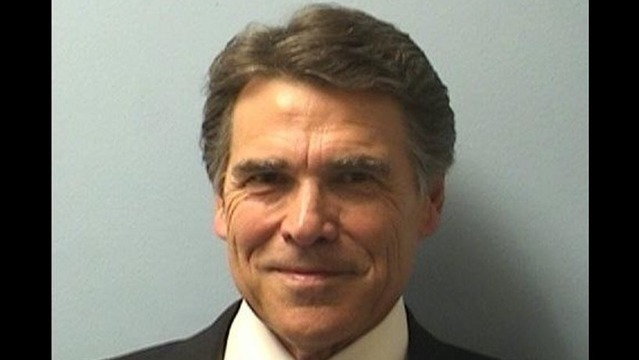 Governor Perry Pleads Not Guilty in Abuse of Power Case