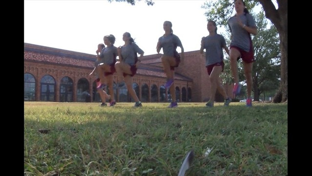MSU Women's Cross Country Team Preparing for HHH 100 Mile Relay