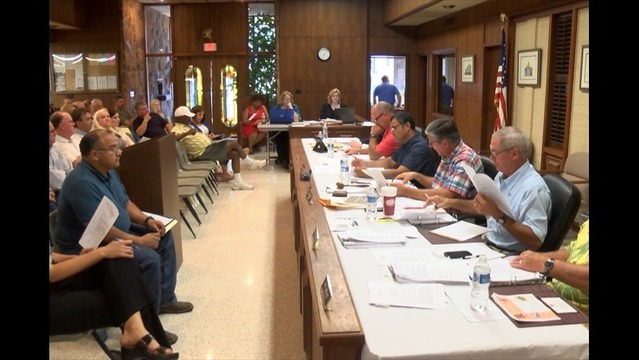 Vernon City Commissioners Approve Tax Rate Hike and Several Other Agenda Items